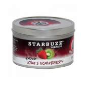 Табак Starbuzz - Kiwi Strawberry (Киви с Клубникой) 250 гр