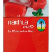 Табак Nakhla Mix - Watermelon Mint (Арбуз Мята) 50 гр