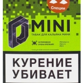 Табак D Mini (ex Doobacco Mini) - Специи 15 гр