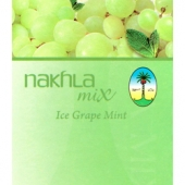 Табак Nakhla Mix - Ice Grape Mint (Виноград Мята) 50 гр