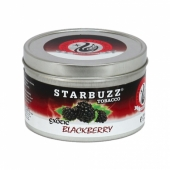 Табак Starbuzz - Blackberry (Ежевика) 250 гр