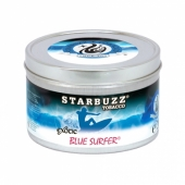 Табак Starbuzz - Blue Surfer (Синий Сёрфер) 250 гр