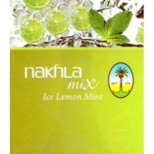 Табак Nakhla Mix - Ice Lemon Mint (Лимон Мята) 50 гр