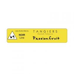 Табак Tangiers Noir 250 гр - Passion fruit (Маракуя)