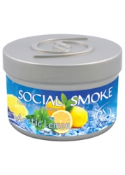 Табак Social Smoke - Arctic Lemon (Арктический Лимон) 250 гр